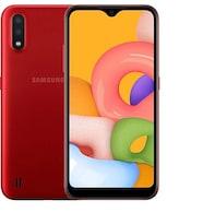 SAMSUNG A01 16GB RED Cep Telefonu