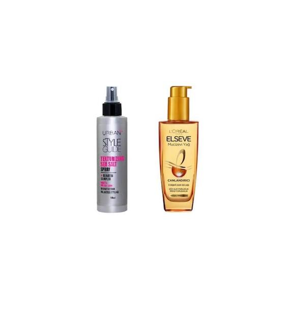Saç şekillendirici ürünler