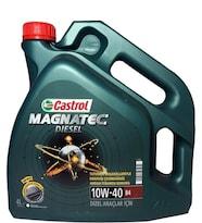 Castrol Magnatec 10W-40 652002 Motor Yağı 4 Lt ( Dizel ) (Üretim Tarihi : 2019)