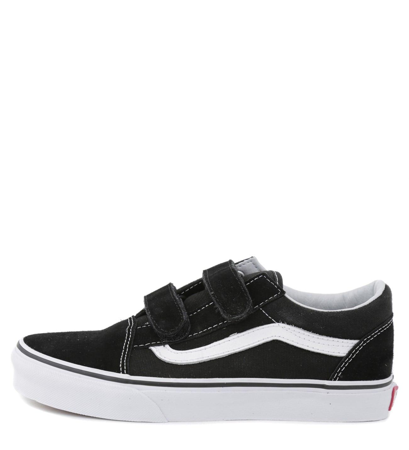 0a53809332 Vans Old Skool V Çocuk Günlük Ayakkabı Siyah NVVHE6BT-R