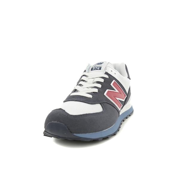 hot sale online 0d2a9 90d2a New Balance Ml574esc Erkek Spor Ayakkabı Lacivert Bml574esc-R