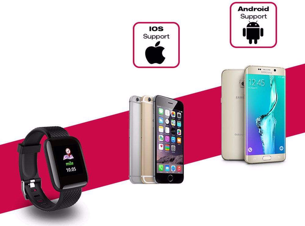 Everest EW-508 Everwatch Android-iOs Uyumlu Kalp Atışı Sensörlü Smart Akıllı Saat
