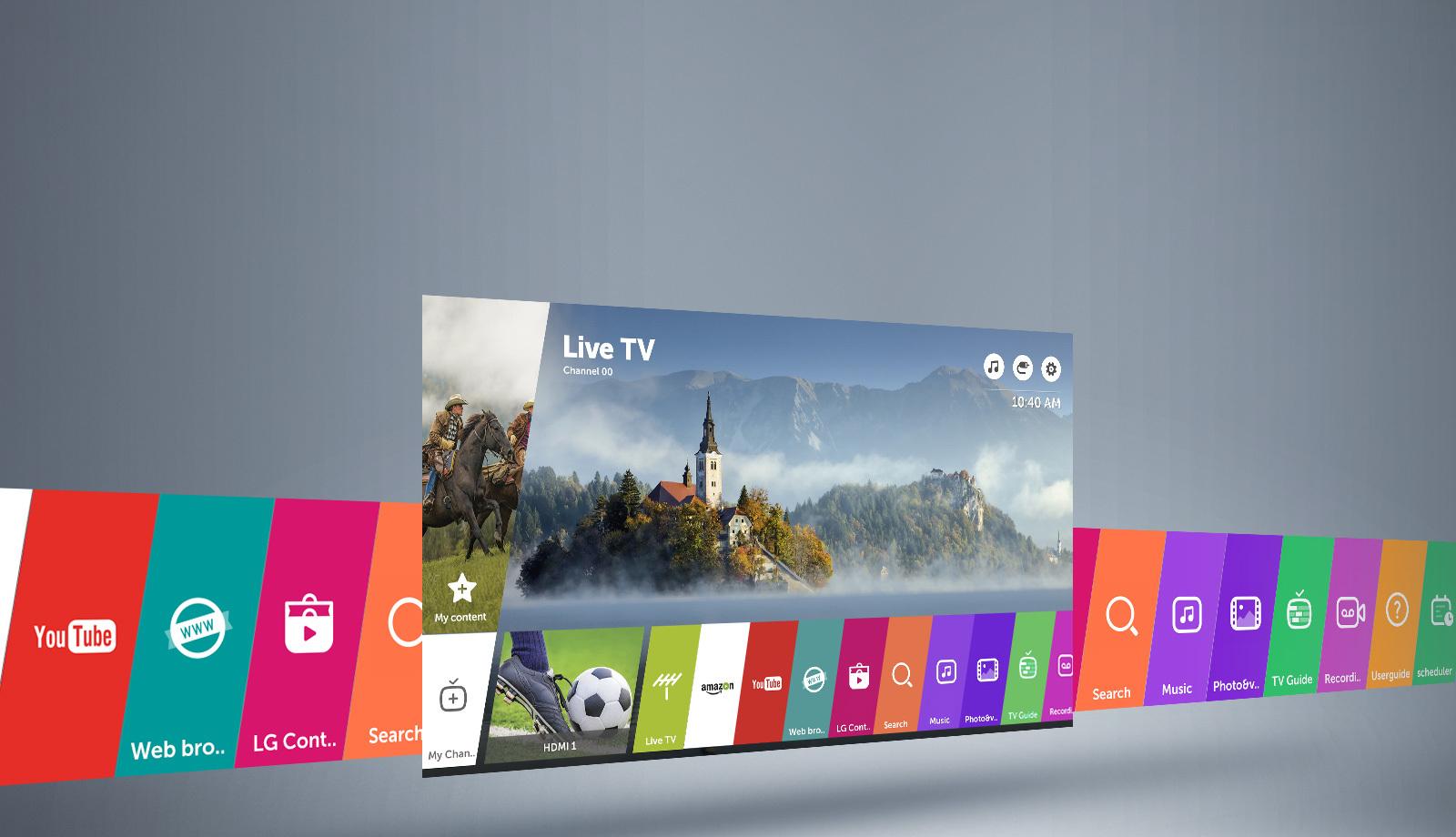 LG 24TL510S-WZ WebOS Smart TV