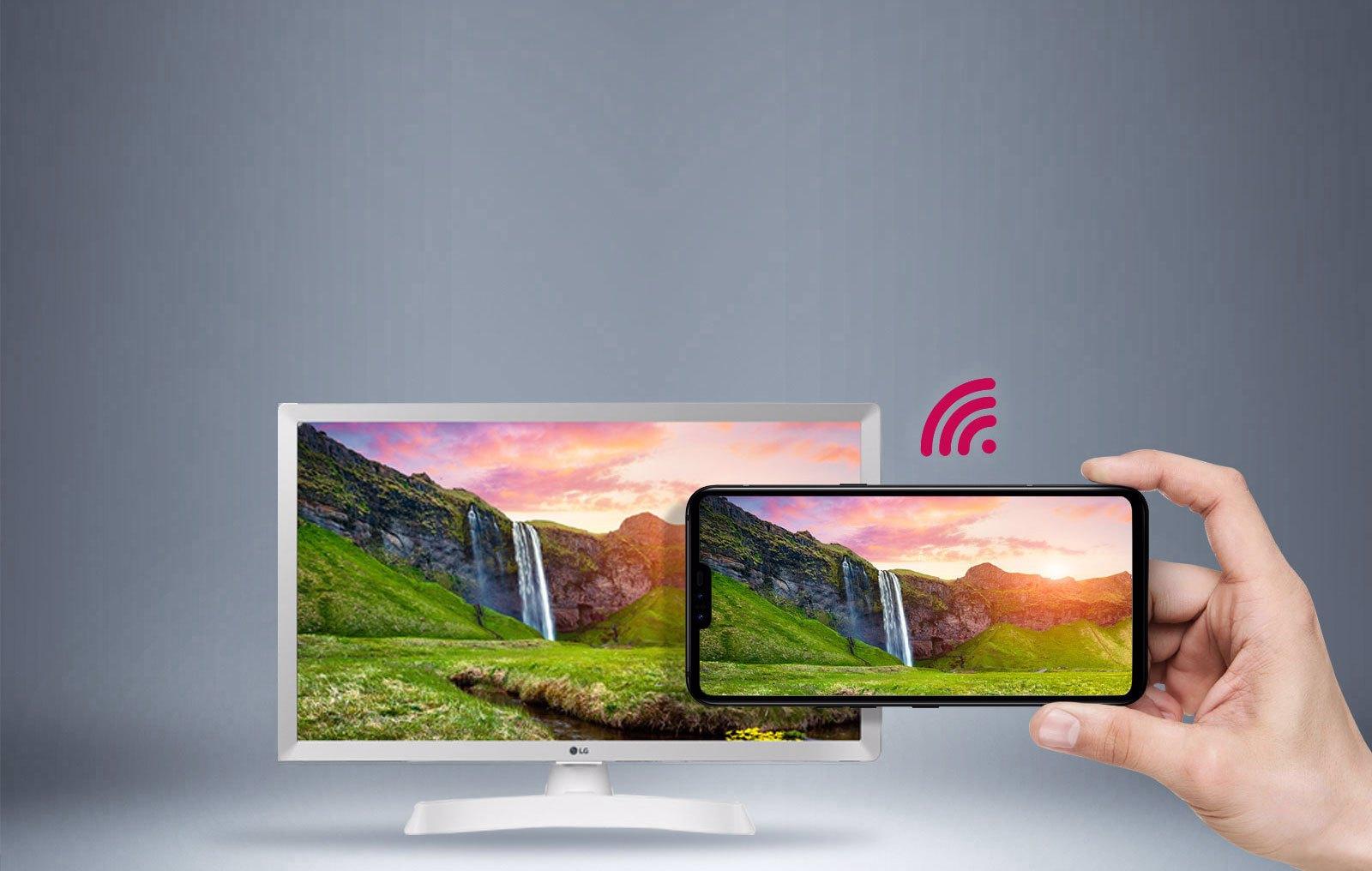 LG 24TL510S-WZ Entegre Wi-Fi