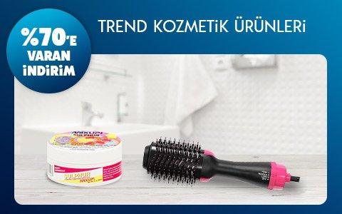 Kozmetikte Trend Ürünler