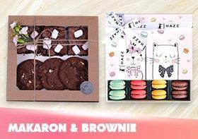 Makaron & Brownie