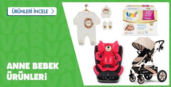 Anne Bebek Ürünleri