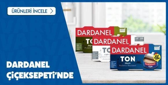 Dardanel ÇiçekSepeti'nde