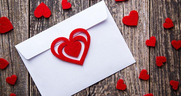 sevgiliye aşk mektubu