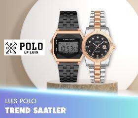 Luis Polo Trend Saatler