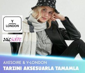 Axesoire Y-London Tarzını Aksesuarla Tamamla