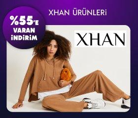 xhan ürünlerinde %55e varan indirimler